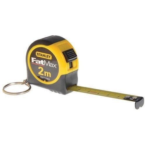 Stanley Fatmax FMHT1-33856 Key Ring Tape Measure 2m