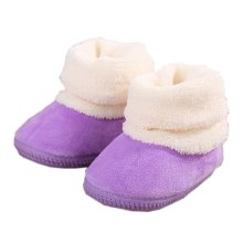 Winter Warm Unisex Baby Shoes Toddler Booties Infant Walking Shoes Baby Shower Gift, #04