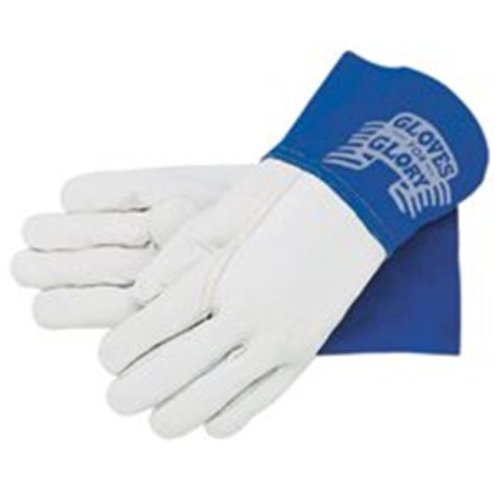 MCR 127-4850M Mig & Tig Welders Gloves, Medium, Goatskin