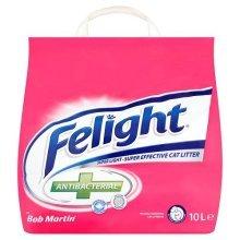 Bob Martin Felight Antibacterial Cat Litter, 10L