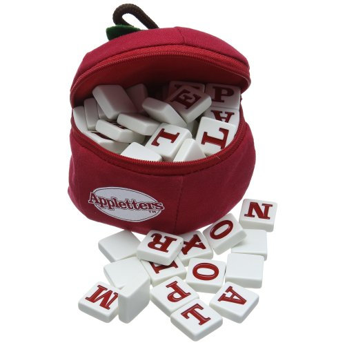 Bananagrams Appletters Vocabulary Spelling Building Lettered Tile Childrens Game