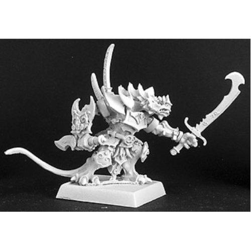 Reaper Miniatures Warlord 14222 Audt Reptus Sergeant