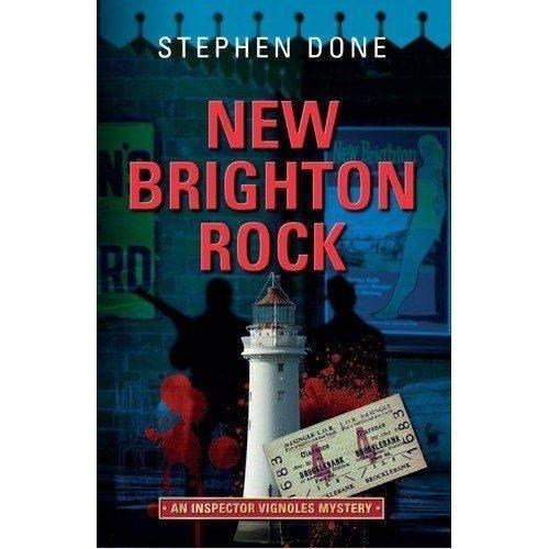 New Brighton Rock (Inspector Vignoles Mystery )  (The Inspector Vignoles Mysteries)