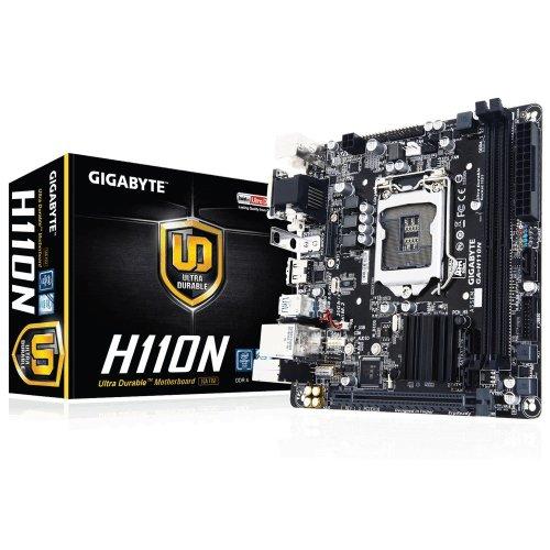 Gigabyte Ga-h110n Intel?? H110 Express Chipset Mini Itx Motherboard