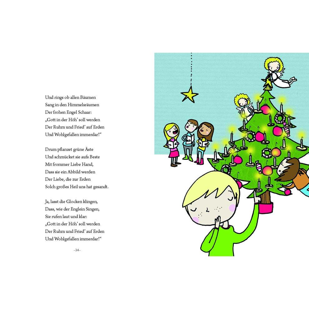 Beste Weihnachtsgedichte.Das Große Kleine Buch Weihnachtsgedichte Für Kinder