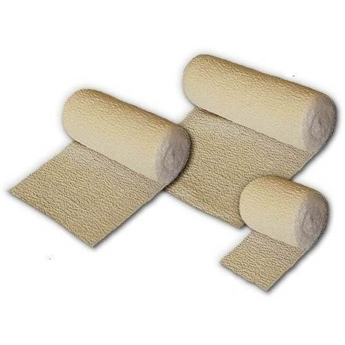 Crepe Bandage 10cm x 4.5m First Aid x 12 Pack