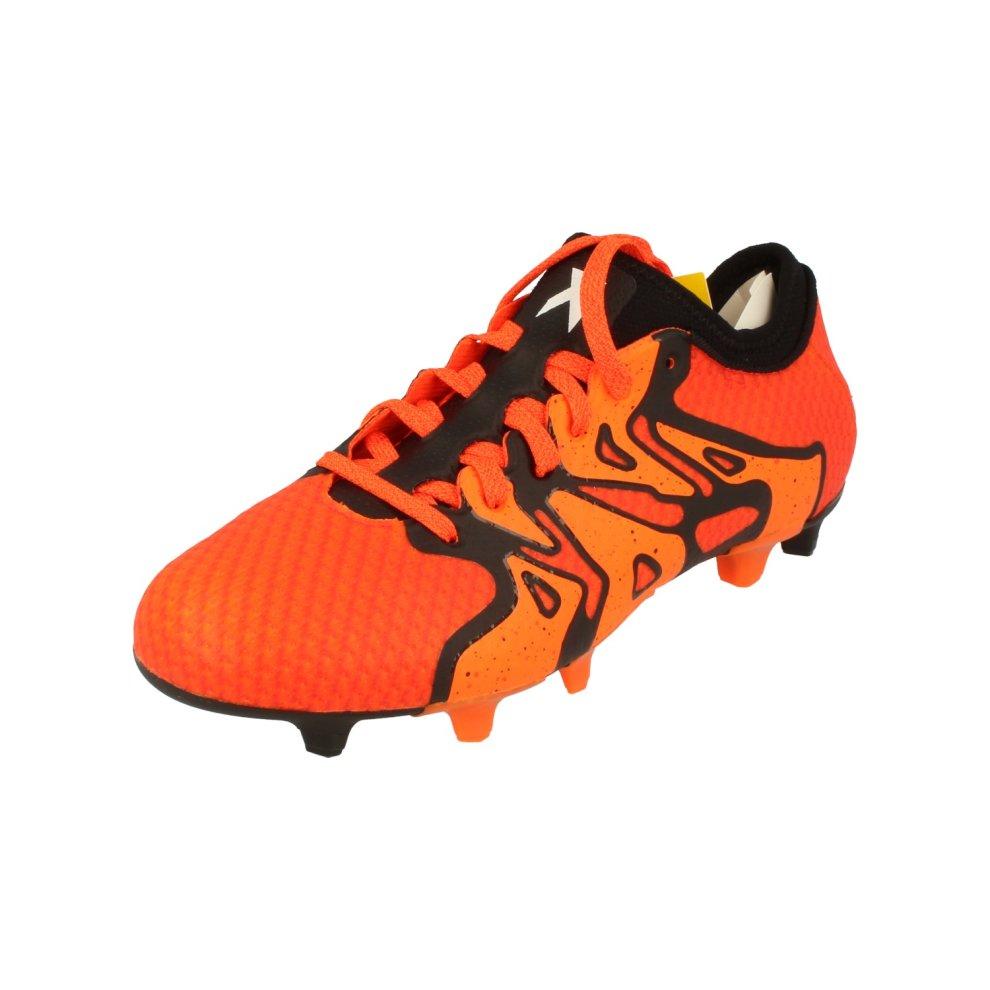 3fc1c796d Adidas X 15+ Primeknit Fg/Ag Mens Football Boots Soccer Cleats on OnBuy