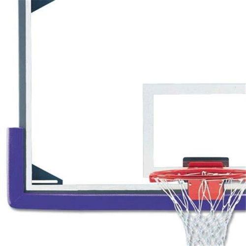 Gared 1092008 Pro-Mold Indoor Basketball Backboard Padding, Purple