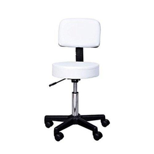 Homcom Massage Beauty Salon Stool Swivel Gas Lift  Chair