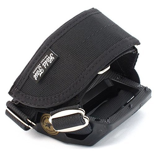 Hold Fast FRS Bicycle Pedal Foot Retention Straps Black