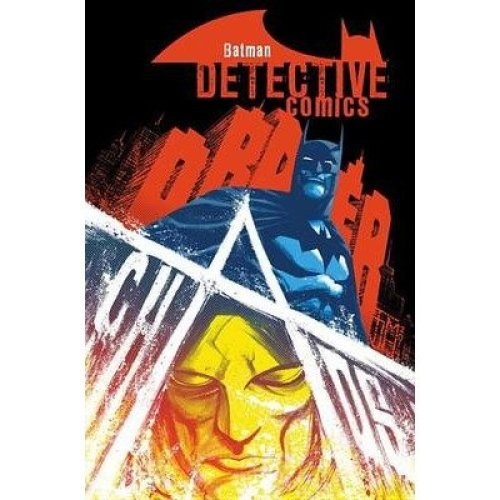 Batman Detective Comics: Anarky Vol 7