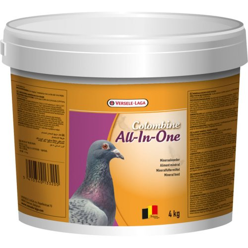Vl Pigeon All In One Mix 4kg