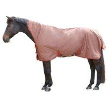 Kerbl Horse Rug RugBe SuperHighNeck Brown 155 cm 328671