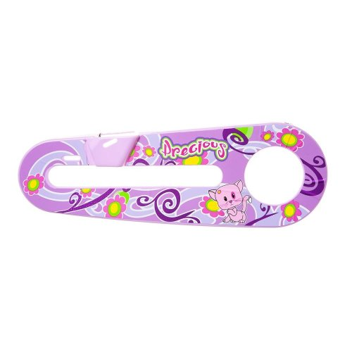 "KIDS BIKE CHAIN GUARD FOR 12"" WHEEL BIKES - PRECIOUS LILAC PURPLE new"