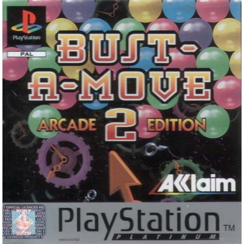 Sony Playstation - Bust A Move 2 - Platinum (PS)