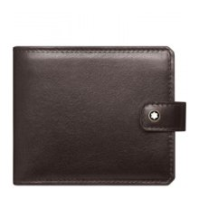 MONTBLANC WALLET WITH 4 COMPARTMENTS WITH COIN-1926 HERITAGE 116820