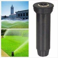 1/2 Inch 25-360 Degrees Garden Irrigation Sprinkle Plastic Popup Lawn Sprinkler