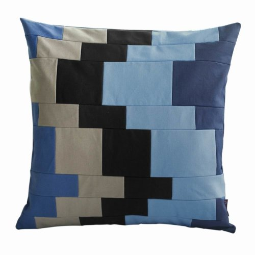 [Modern Style] Splicing Decorative Pillows For Sofa/Bed/Auto, 19.2''