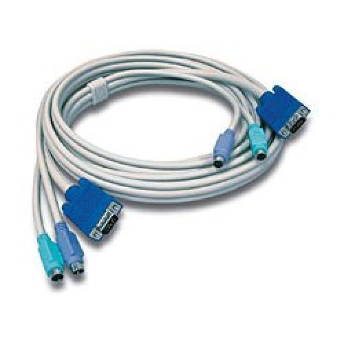 Trendnet TK-C10 3.1m Grey KVM cable