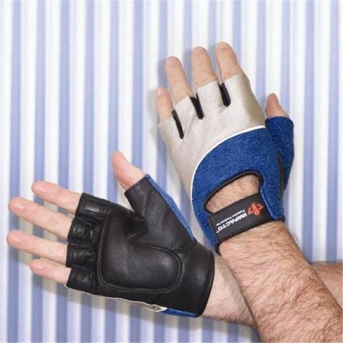 IMPACTO 40000110050 Anti-Impact Gel Work Glove - Extra Large
