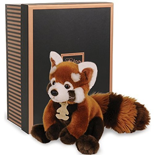 Histoire d'Ours Les Authentiques HO2217 Red Panda Cuddly Toy