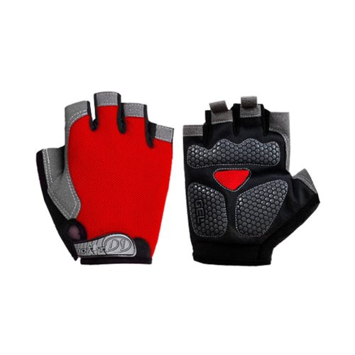 Outdoor Sports Gloves Wear Non-Slip Exposed Finger Sports Gloves,G5