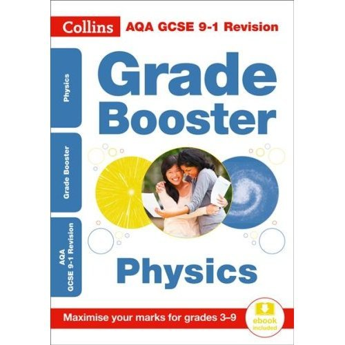 AQA GCSE 9-1 Physics Grade Booster for grades 3-9