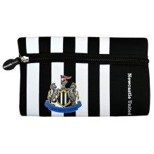 Newcastle United Wordmark Flat Pencil Case - Football School Official Team New -  football pencil case school official team new newcastle united club