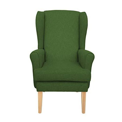 MAWCARE Highland Orthopaedic High Seat Chair - 21 x 18 Inches [Height x Width] in High Green (lc21-Highland_h)