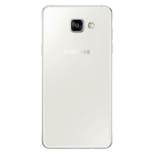 Housing part back cover, for Samsung Galaxy A5 2016 – White