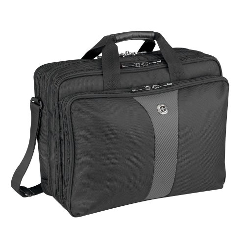 "Wenger/SwissGear 600655 17"" Notebook briefcase Black,Grey notebook case"
