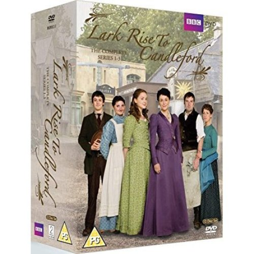 Lark Rise To Candleford - Series 1-3 Box Set [DVD] [2010] Brand new sealed