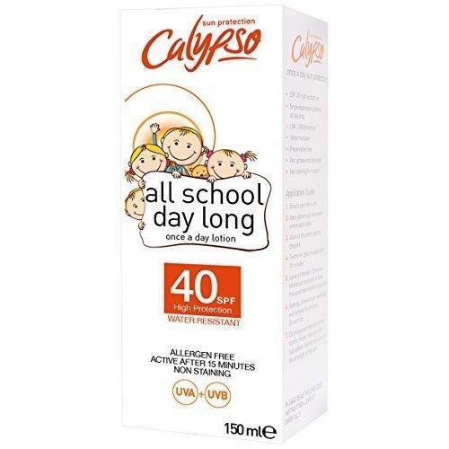 Calypso All School Day Sp40 -  calypso all school day long sp40 150 ml