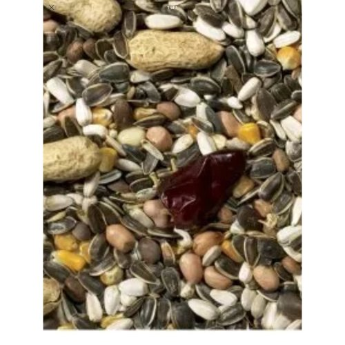 Parrot seed mix
