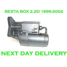 Kia besta retona sportage 2.0 2.2 1996 1997 1998 - 2003 starter motor