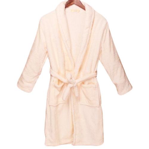 Casual Pajama Set Warm Sleepwear Women/Lovers Flannel Nightgown X-large-A6