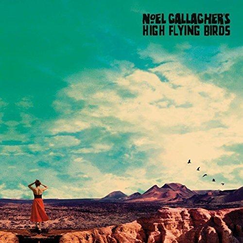 Noel Gallaghers High Flying Birds - Who Built The Moon (LP) [VINYL]