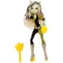 Monster High Freaky Fusion Inspired Frankie