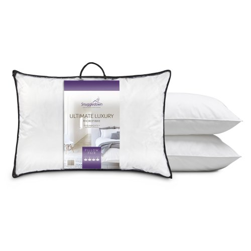 Snuggledown Ultimate Luxury Pillow Pair