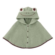 Baby Clothing Baby Cloak Shawl Thick Blankets Frog Cloak