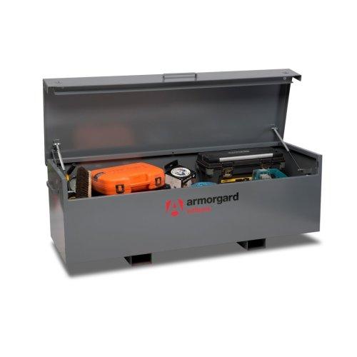 Armorgard TuffBank TB6 Secure Truck Van Vault Storage Safe Box 1970x675x665mm
