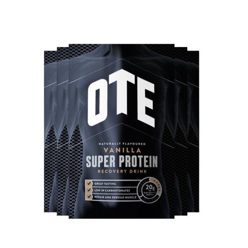Ote Super Protein Drink 12 x 35g (vanilla) - Vanilla -  ote super protein drink 12 x 35g vanilla