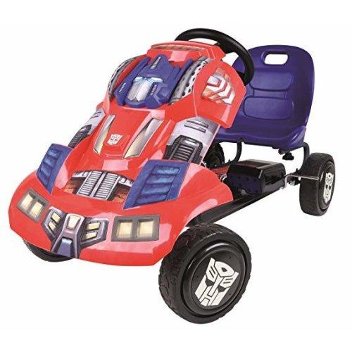 Hauck Transformers Optimus Prime Ride-On Pedal Go-Kart