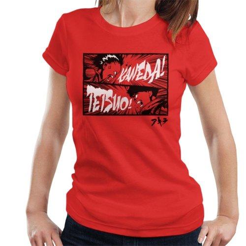 Kaneda Tetsuo Akira Women's T-Shirt