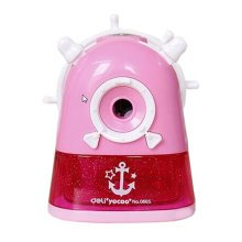 Kids Cute  Manual Pencil Sharpener For Classroom School Stationery