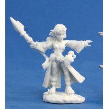 Reaper Bones Cassie, Gnome Wizard