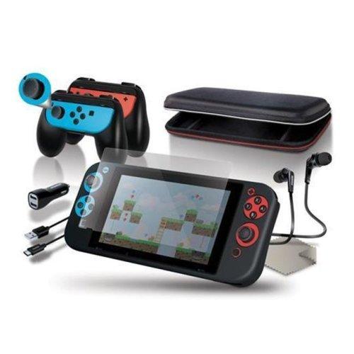 DreamGear DG-DGSW-6502 Starter Kit for Nintendo Switch