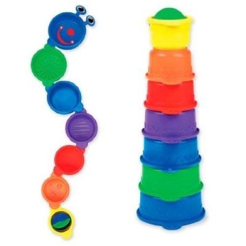 Munchkin Caterpillar Spillers Baby Bath Toy
