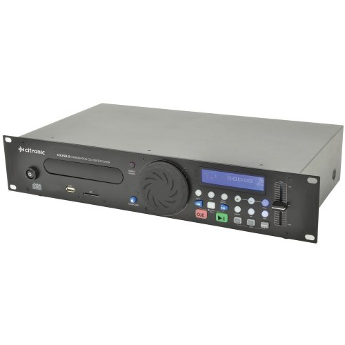 Combination CD/USB/SD Player
