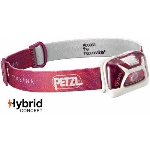 Petzl Tikkina Headlamp 150 Lumens (Pink)